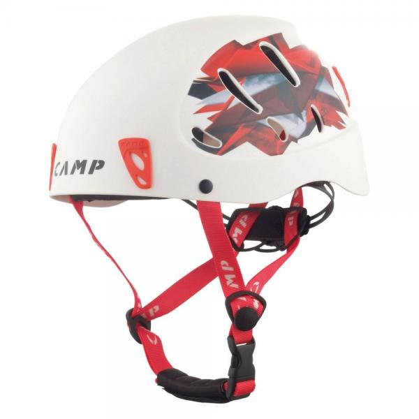 Armour White / Red