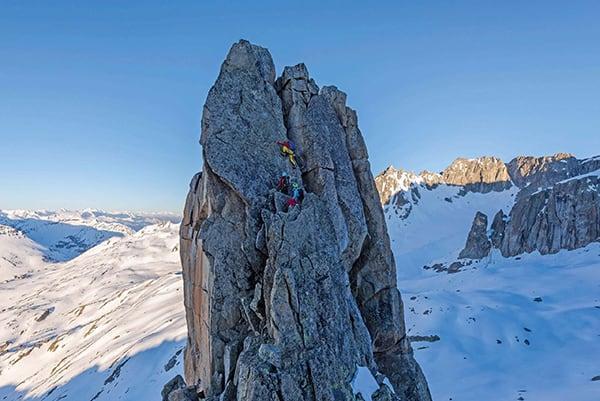 Bergsteigen und Hochtouren