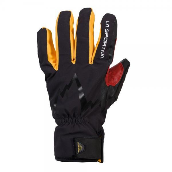 Skimo Gloves Evo Black/Yellow