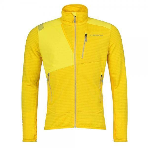 Rotondo Thermal Jacket Man Yellow