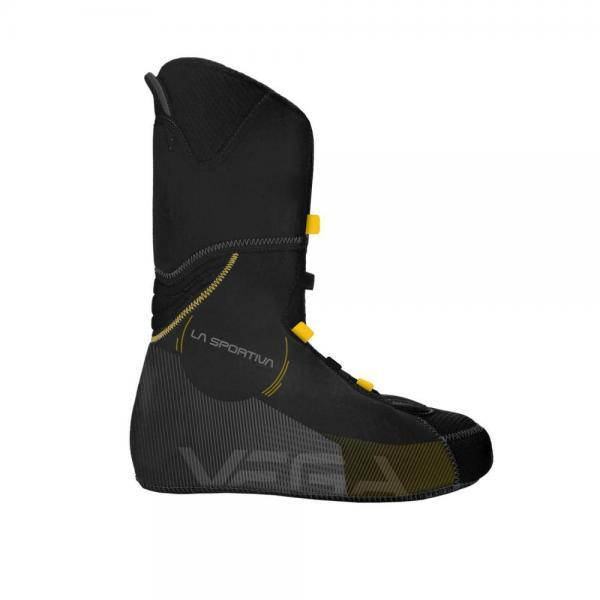 Vega Man Liner Black/Yellow