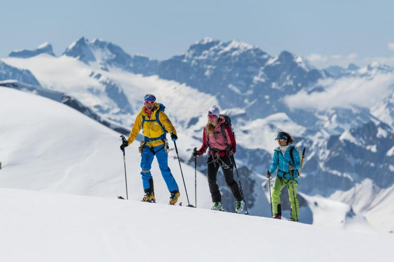 Ski- und Schneeschuhtouren