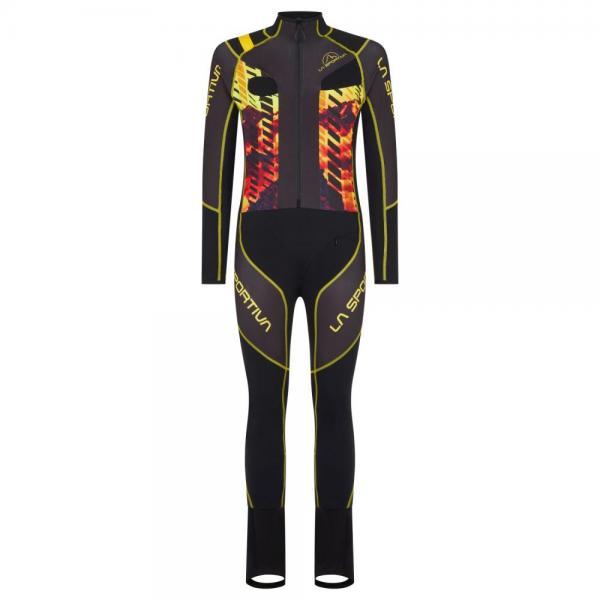 Stratos Racing Suit II Black/Yellow