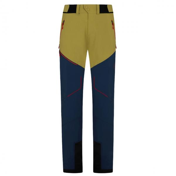 Excelsior Pant Man Night Blue/Cedar