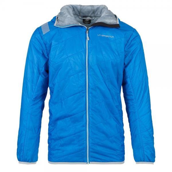 Alpine Guide Insulation Jacket Man Sky Blue