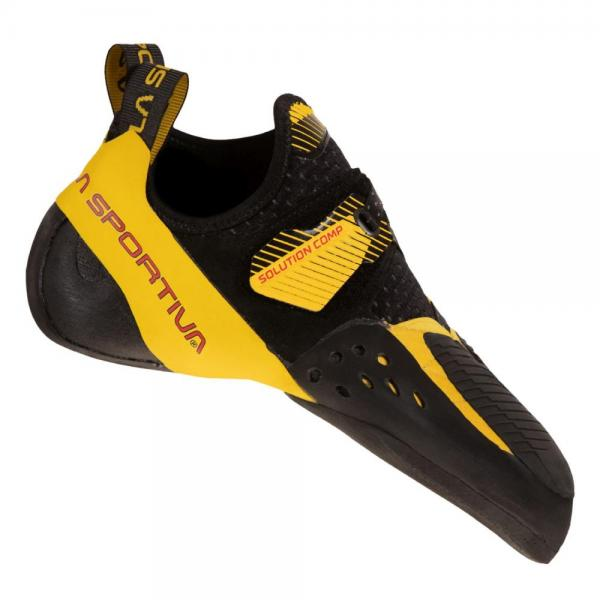 Solution Comp Black/Yellow