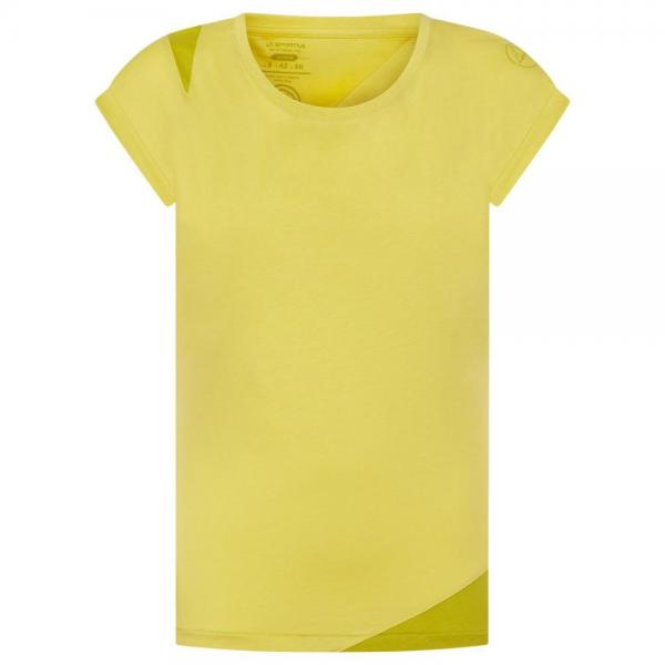 Chimney T-Shirt Woman Celery/Kiwi