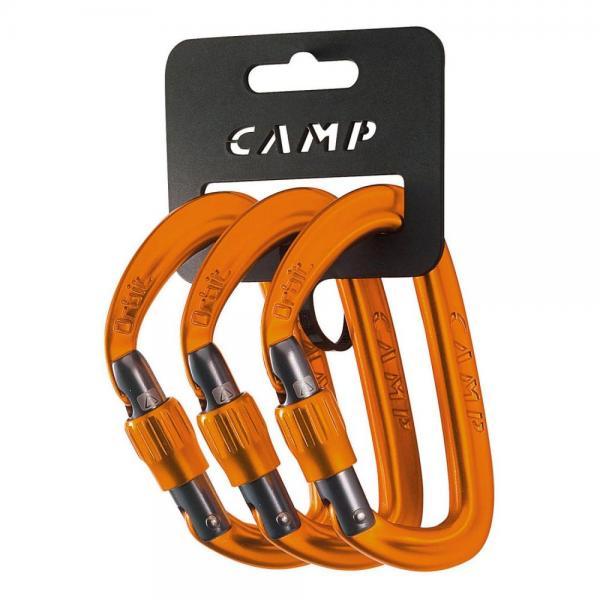 Orbit Lock Pack Orange
