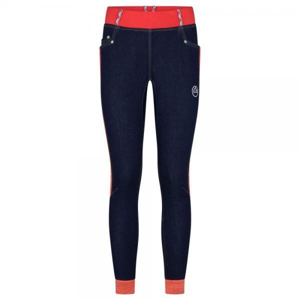 Mescalita Pant Woman Jeans/Hibiscus