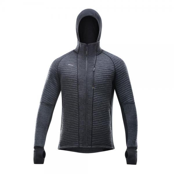 Tinden Spacer Man Jacket w/Hood anthracite