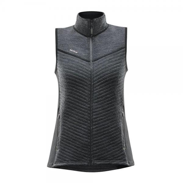 Tinden Spacer Woman Vest anthracite