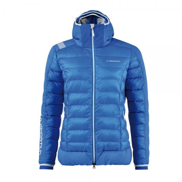 Dolent Down Jacket Woman Cobalt Blue