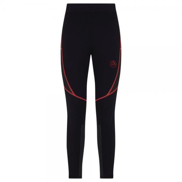 Triumph Tight Pant Woman Black/Hibiscus