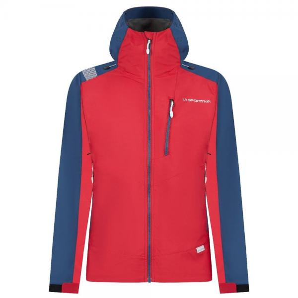 Alpine Guide Softshell Jacket Woman Berry/Opal