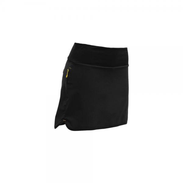 Running Woman Skirt caviar