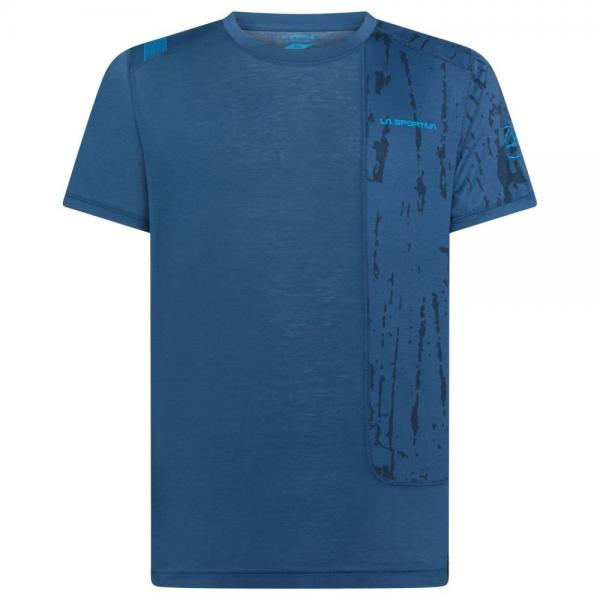 Lead T-Shirt Man Opal
