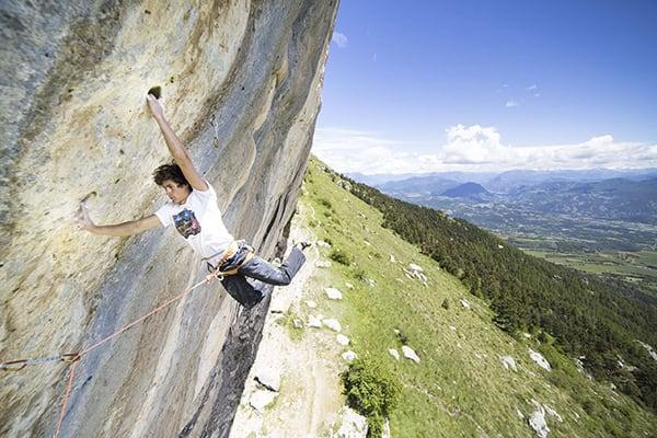 Klettern und Bouldern