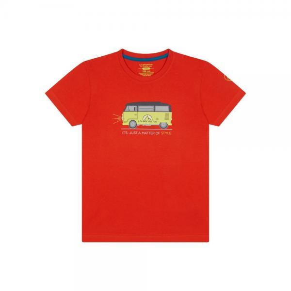 Van T-Shirt Kids Poppy