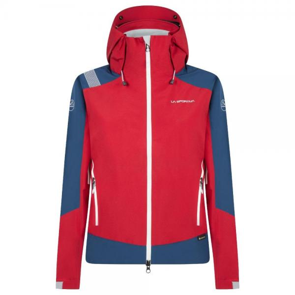 Alpine Guide GTX Jacket Woman Berry/Opal