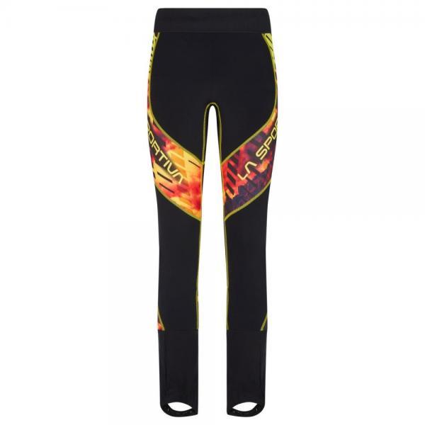 Stratos Racing Pant II Man Black/Yellow