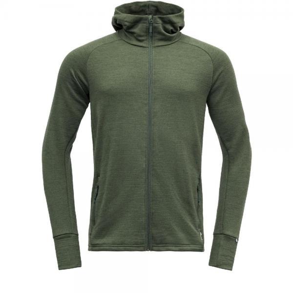 Nibba Man Jacket w/Hood forest melange