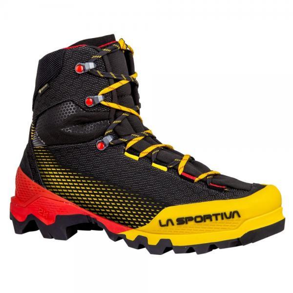 Aequilibrium ST GTX Black/Yellow