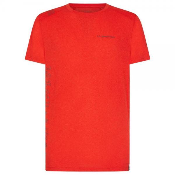 Excursion T-Shirt Man Poppy