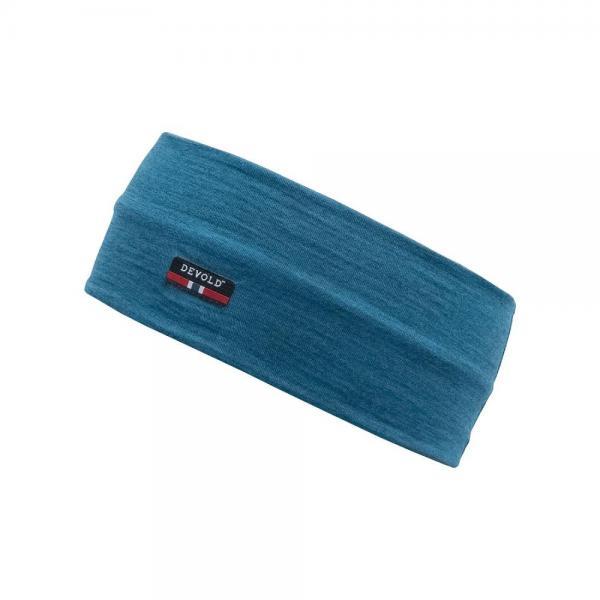 Breeze Headband blue melange