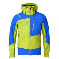Alpine Guide GTX Jacket Man Apple Green/Sky Blue