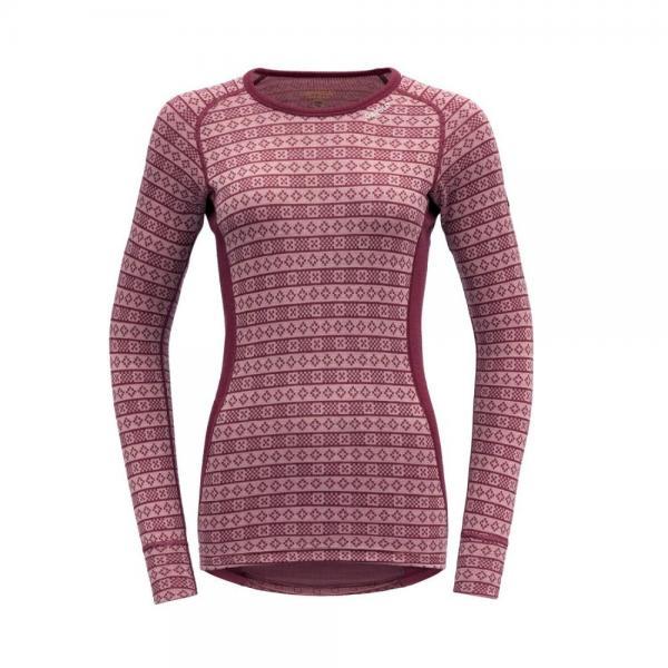 Alnes Woman Shirt foxglove