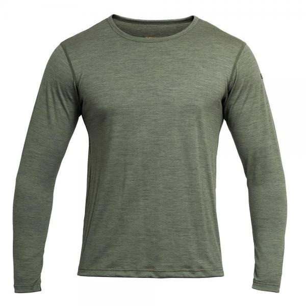 Breeze Man Shirt lichen melange