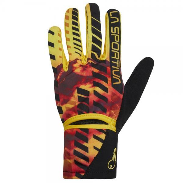 Trail Gloves Man Yellow/Black