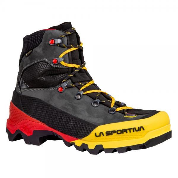 Aequilibrium LT GTX Black/Yellow