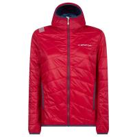 Alpine Guide Insulation Jacket Woman Berry